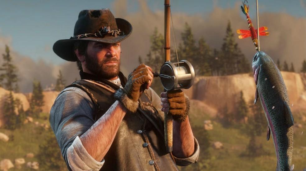 Com apoio da Rockstar, Red Dead Redemption 2 pode ser um dos nomes de peso a caminho do Stadia — Foto: Divulgação / Rockstar