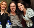 Maria Padilha, Geraldinho Carneiro e Ana Paula Pedro  | Cristina Granato