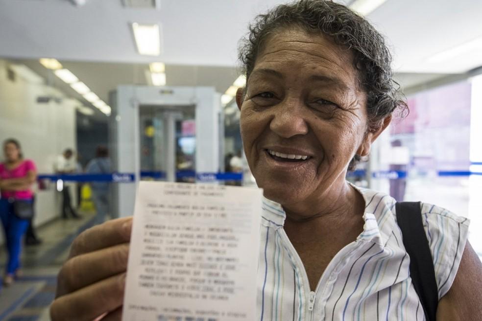 Prazo para os idosos que recebem o Benefício de Prestação Continuada (BPC) vai até dia 29 de dezembro — Foto: MDS/Divulgação
