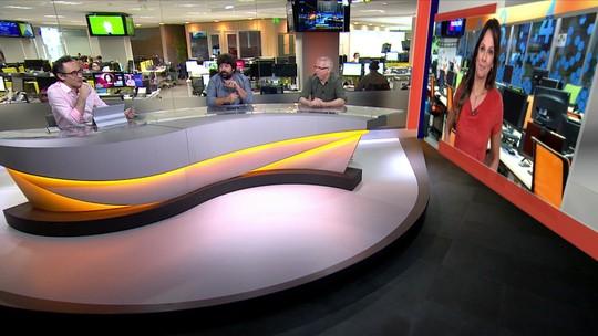 Redação SporTV analisa  pesquisa do Datafolha sobre crescimento das torcidas