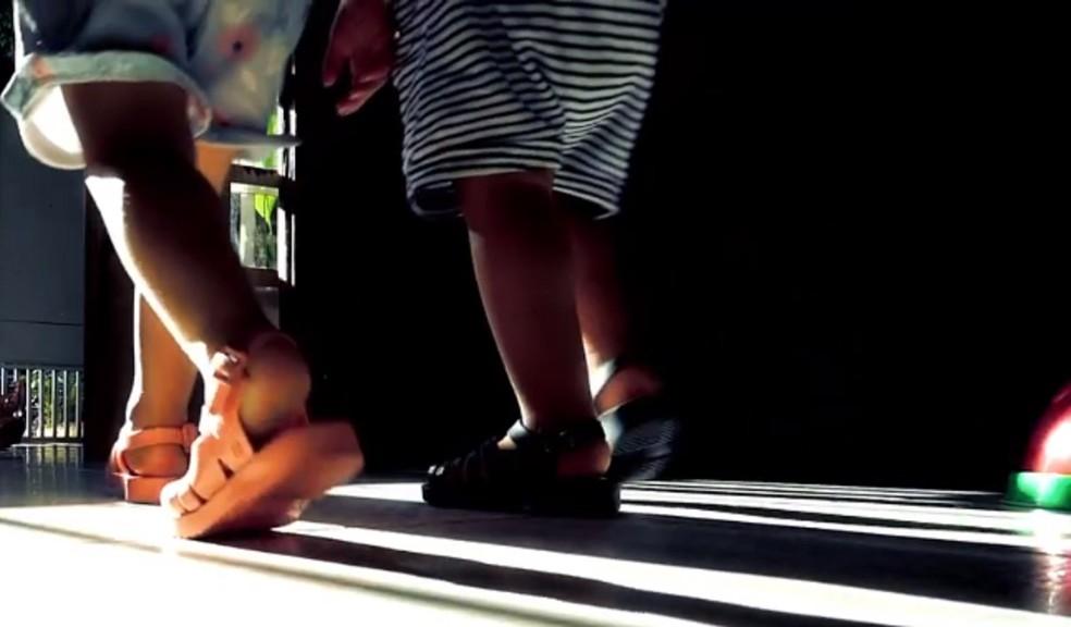 Quase 400 crianças de até seis anos ficaram órfãs de um dos pais vítima da Covid em MT — Foto: TV Globo/Reprodução