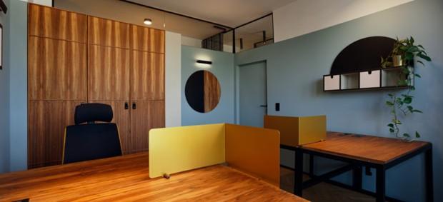 Designers criam espaço de trabalho inspirado na série Mad Men (Foto: Reprodução)