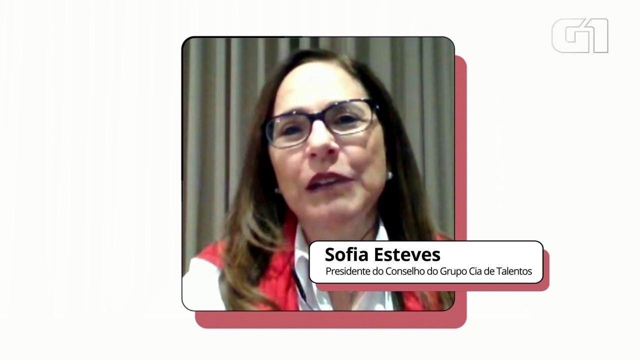 'Mudou a forma como as pessoas são avaliadas', diz Sofia Esteves