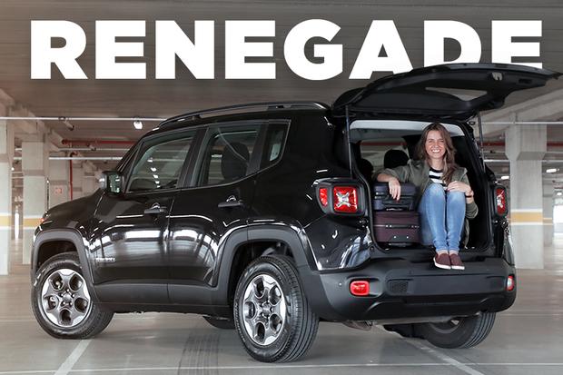 Vídeo: Jeep Renegade (Foto: Autoesporte)