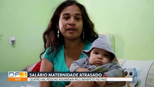 Espera para receber salário maternidade concedido pelo INSS chega a nove meses