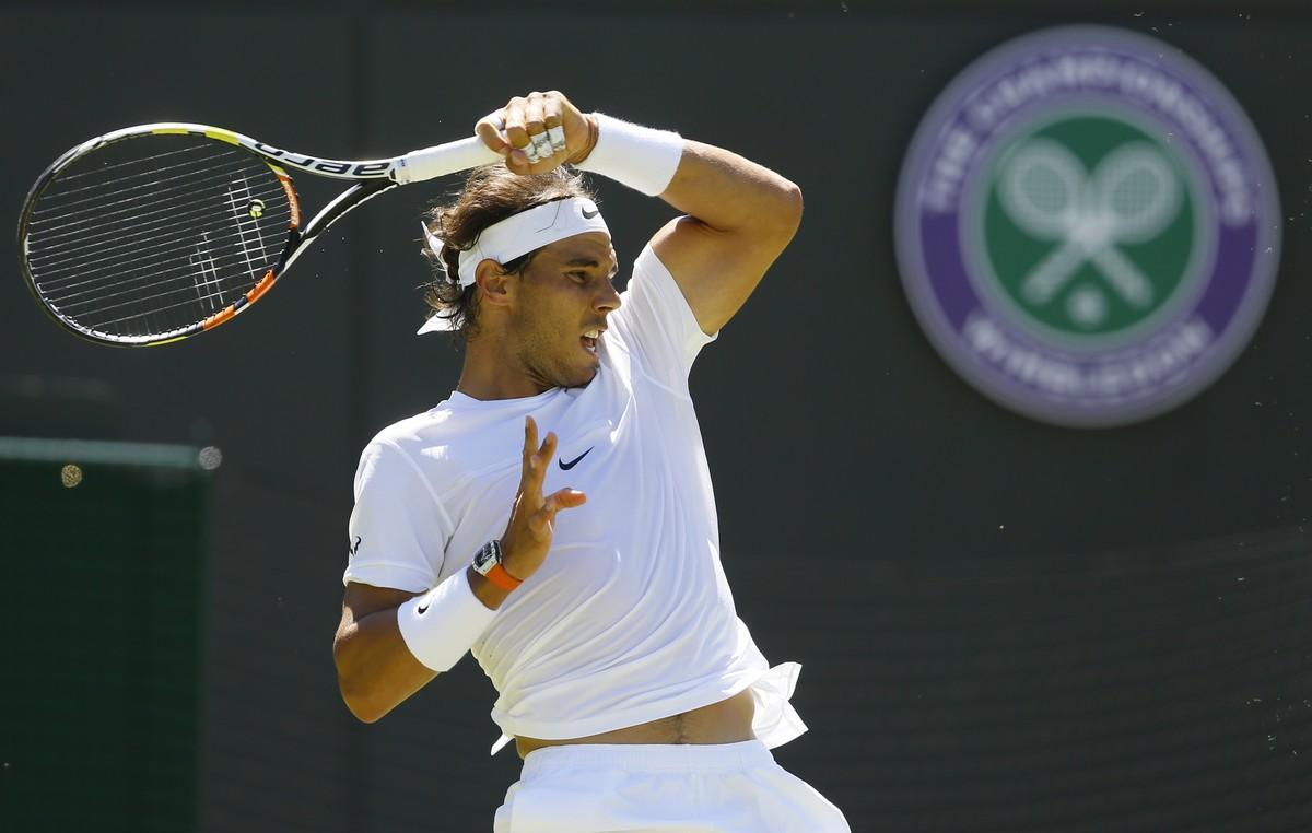 78fabfe83c Nadal acredita que pode voltar a brilhar em Wimbledon