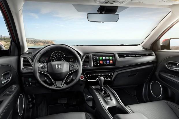 Honda HR-V 2019 norte-americano (Foto: Divulgação)