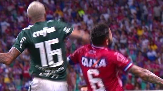 Deyverson é punido com dois jogos de suspensão por expulsão contra o Bahia
