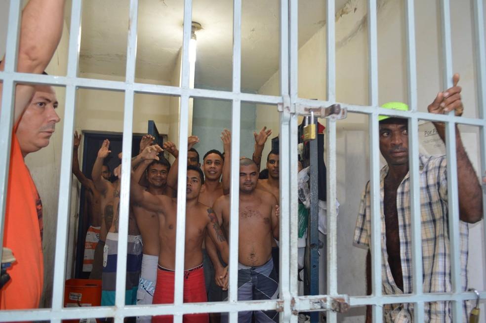 Superlotação em prisões aumenta transmissão da tuberculose, aponta pesquisador  (Foto: Divulgação/ Sindpol)