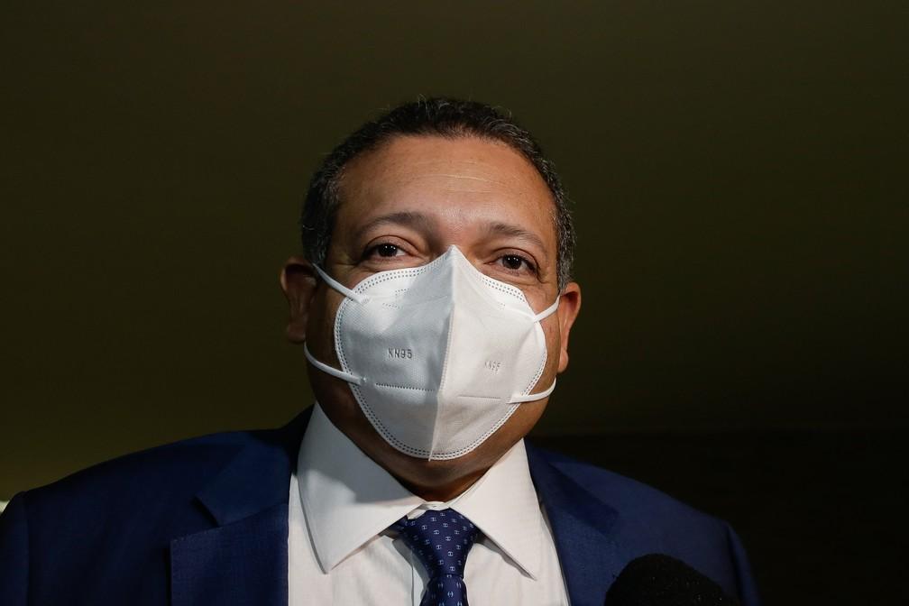 O desembargador Kassio Nunes Marques, indicado pelo presidente Jair Bolsonaro para ocupar a vaga do decano Celso de Mello — Foto: Dida Sampaio/Estadão Conteúdo