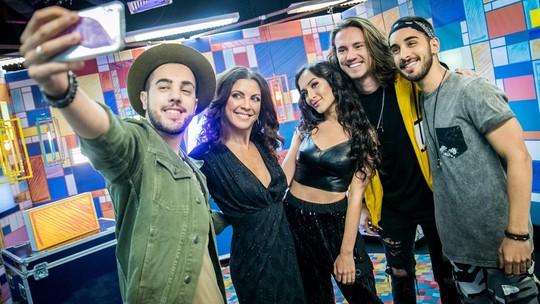 Foto: (Raquel Cunha/TV Globo)