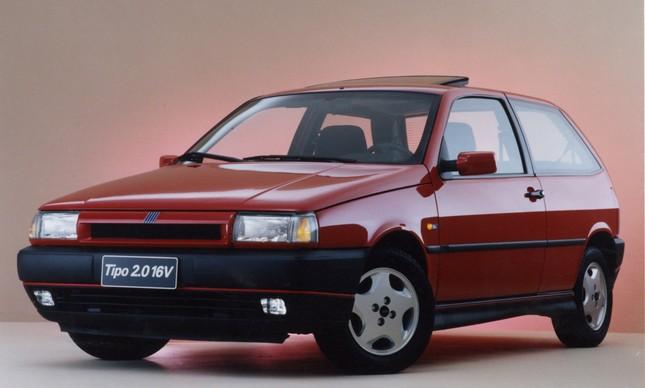 Fiat Tipo em foto de divulgação