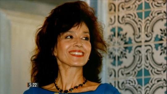 Corpo da atriz Yoná Magalhães deve ser cremado no Rio de Janeiro