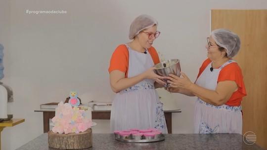 Zezita Ribeiro e filha Chyntia compartilham história de amor e empreendedorismo na culinária