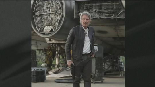 Jaqueta de Han Solo atinge valor de US$ 1,3 milhão em leilão