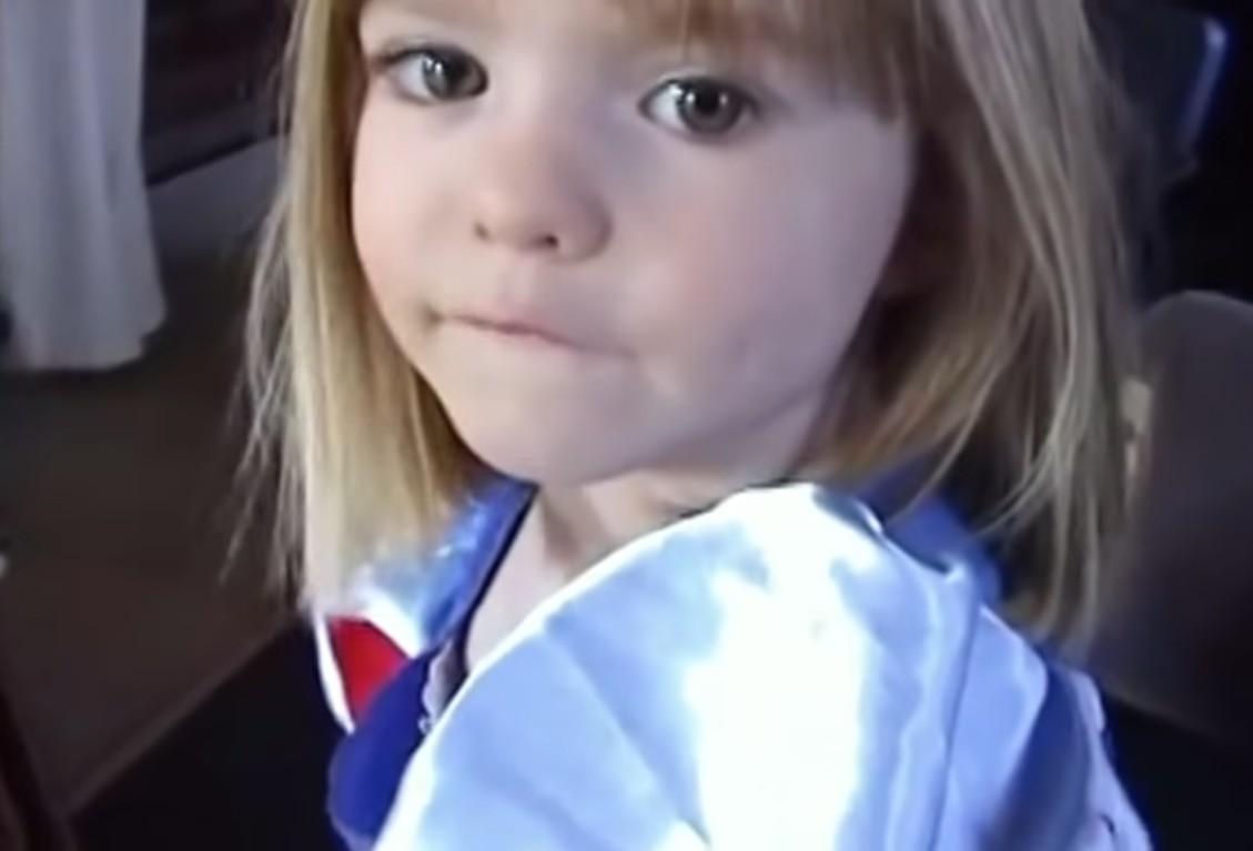 A garotinha inglesa Madeleine McCann, desaparecida desde 2007 (Foto: Reprodução)