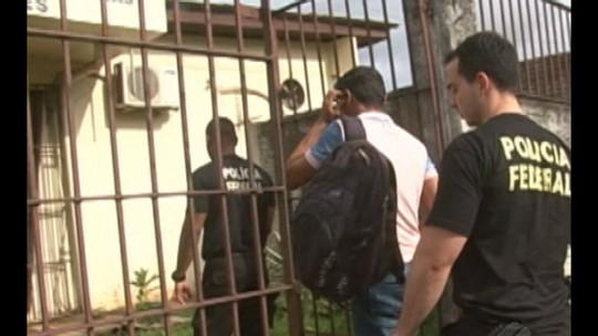 Suspeitos de invadir terras da União são transferidos para presídio em Altamira