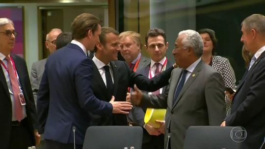 Líderes da União Europeia chegam a um acordo sobre a crise migratória