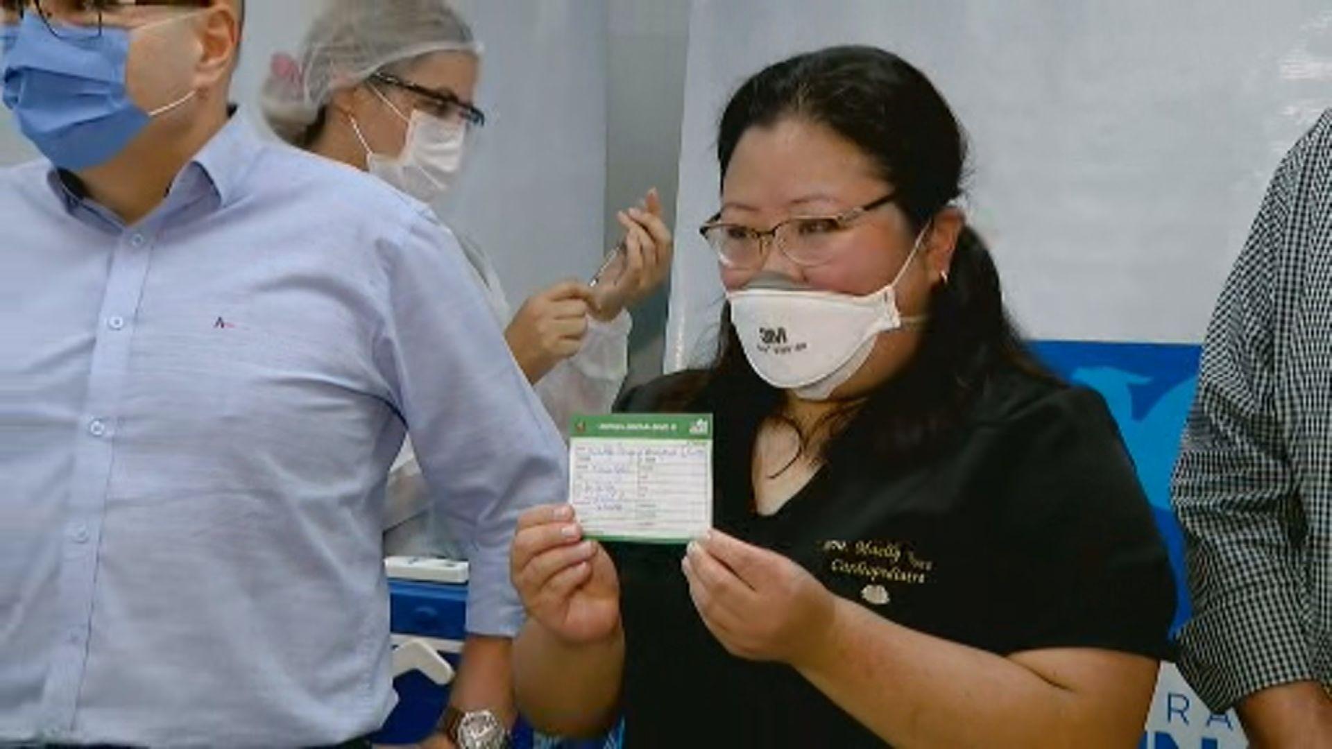 Uma semana após 1ª vacinação de Covid-19, Campinas tem 9,5 mil doses aplicadas nas redes municipal, estadual e privada
