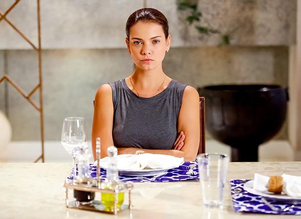 Milena Toscano vive a personagem Luísa (Foto: Gabriel Cardoso)