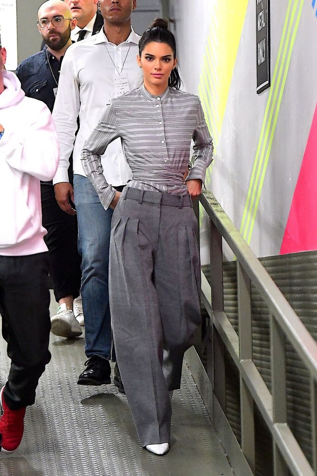Os melhores momentos de street style de Kendall Jenner (Foto: Divulgação)