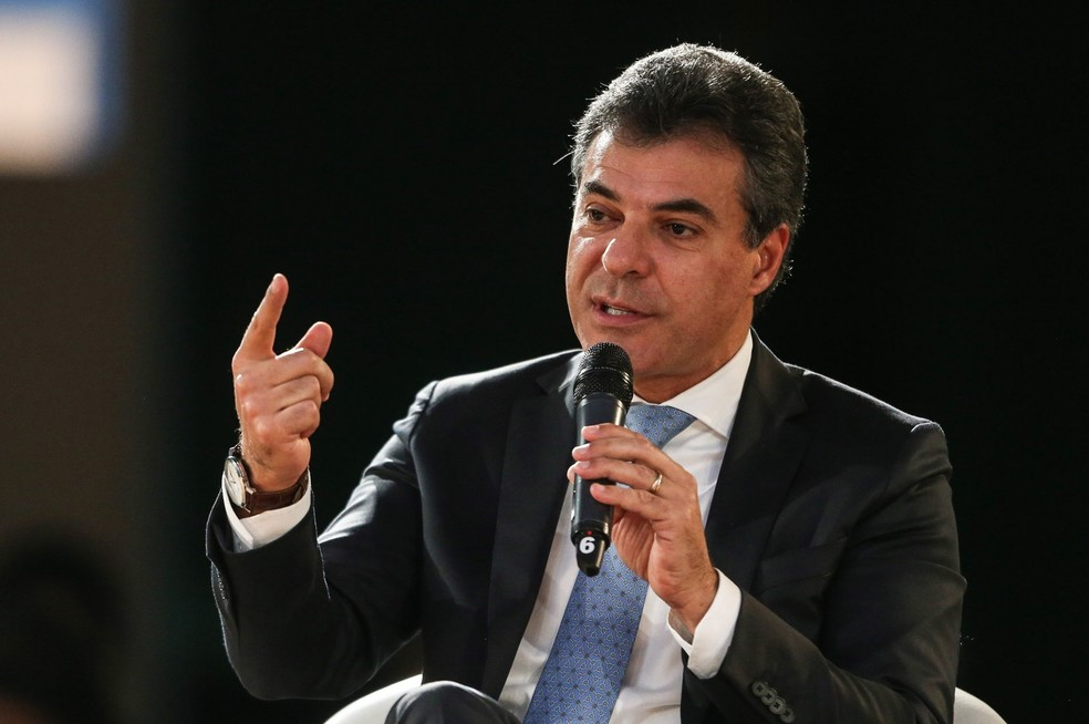 Beto Richa é ex-governador do Paraná — Foto: J.F.Diorio/Estadão Conteúdo