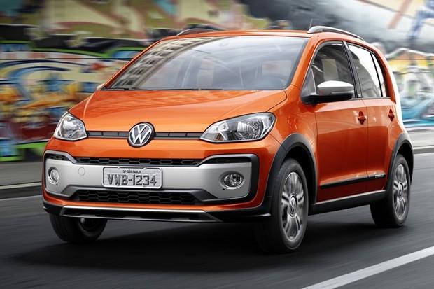 Volkswagen up! TSI foi um dos pioneiros da injeção direta (Foto: Divulgação)