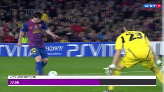 Quem é melhor: Messi ou Marta? Nadja Mauad disse que prefere a Marta, Cereto, Messi