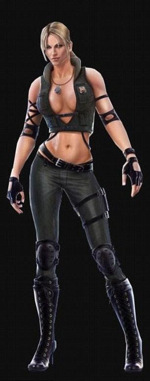 Sonya Blade, Mortal Kombat (Foto: Divulgação)
