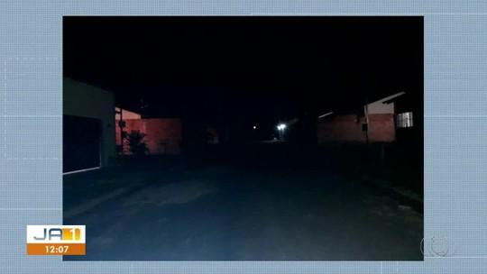 Moradores sofrem há mais de um ano com falta de iluminação em Paraíso do Tocantins