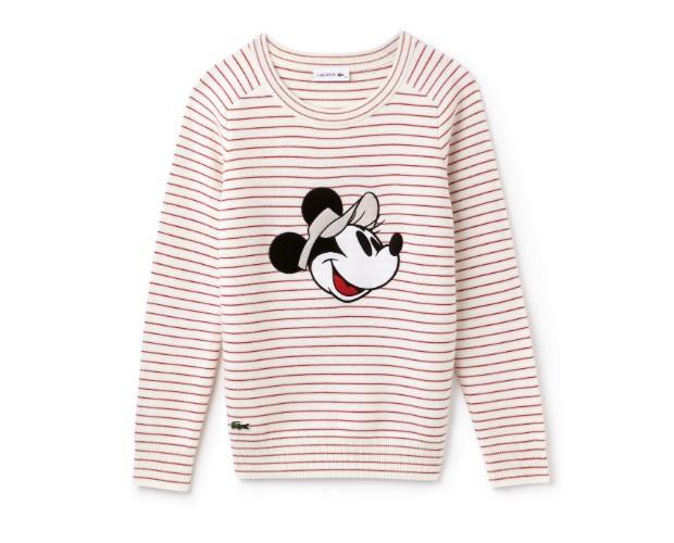 Peça da collab da Lacoste com Disney (Foto: Divulgação)