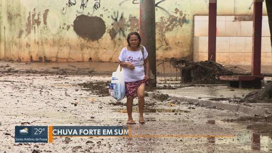 Sumaré tem 25 famílias abrigadas em escolas municipais após chuvas constantes