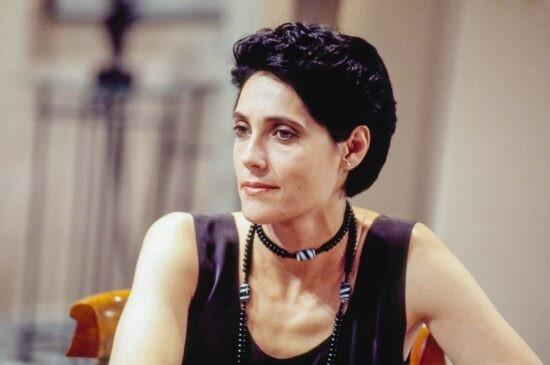 Christiane Torloni como Diná em 'A viagem' (Foto: Divulgação)