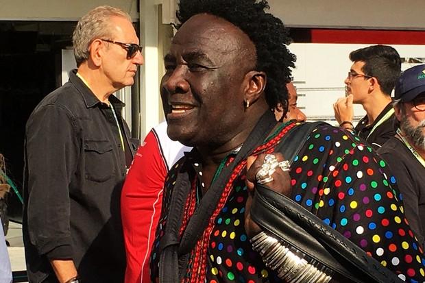 Mr Moko  (Foto: André Schaun/Autoesporte)