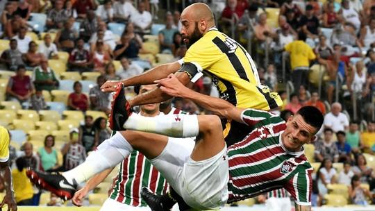 Veja os melhores momentos do empate entre Fluminense e Volta Redonda