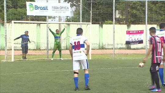 Atlético Acreano vence Santa Cruz e leva título da Copa Norte Futebol Society após placar de 8 a 6