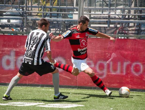 Possato é um dos quatro jogadores que estavam abaixo da idade (Foto: Reprodução SporTV)