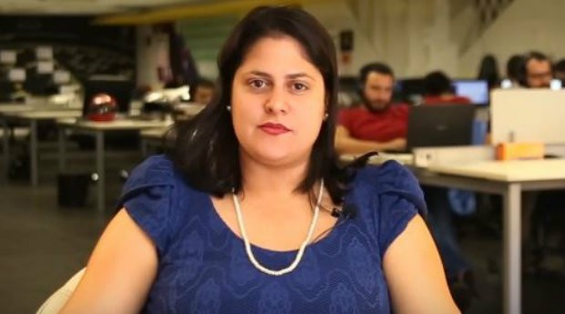 Bruna Andrade, fundadora da Bicha da Justiça (Foto: Divulgação)