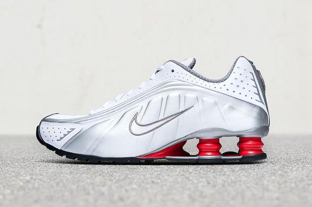 Nike Shox R4 Unissex (Foto: divulgação)