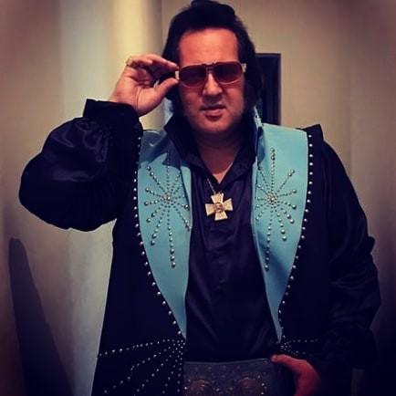 Gilberto Augusto, famoso cover de Elvis Presley no Brasil, morre após  complicações da Covid-19 - Quem | QUEM News