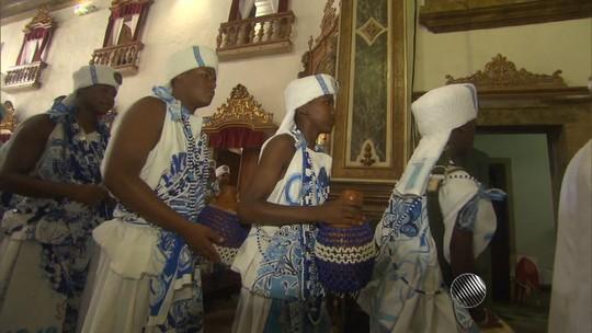 Missa em Salvador comemora 67 anos do bloco Filhos de Gandhy