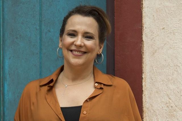 Ana Beatriz Nogueira (Foto: Estevam Avellar/TV Globo )