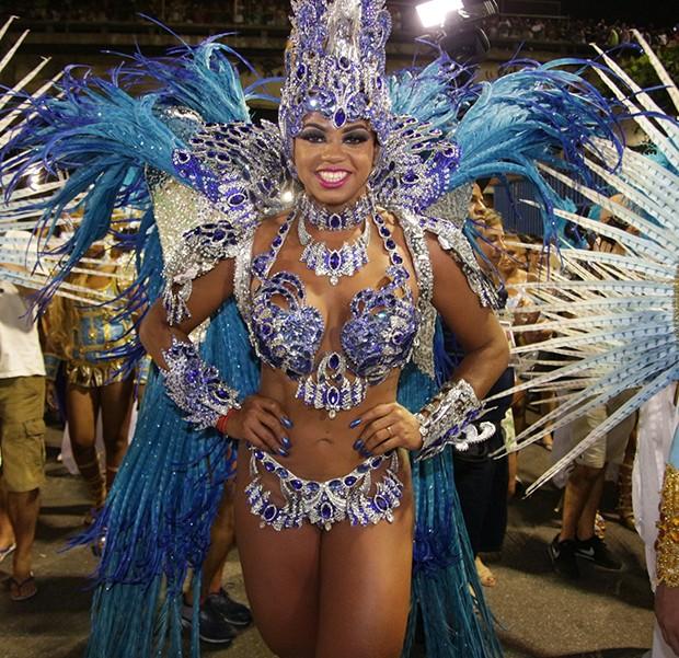 Bianca Monteiro (Foto: Agnews)