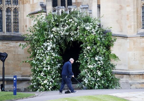 """Capela St. George será onde os noivos dirão """"sim"""" (Foto: Getty Images)"""