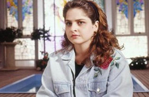 """No elenco de """"Sob pressão"""", Drica Moraes fez o seu primeiro personagem num folhetim também em """"Top model"""", em que viveu Cida (Foto: TV Globo)"""