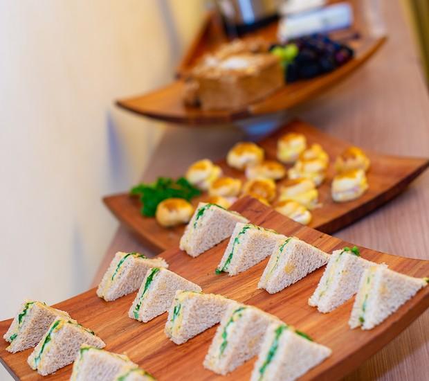 Sanduíche de humus tahine da chef Simioni Coutinho (Foto: Ana Paula Dias/Divulgação)
