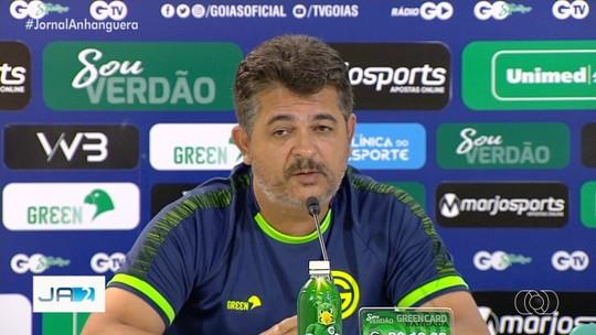 Goiás enfrenta o Fluminense em busca da reabilitação no Brasileirão