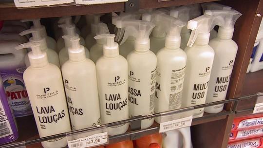 Produto de limpeza vegano é aposta de microempresários em São Paulo