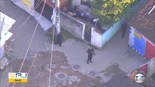 Operação na Cidade de Deus, no Rio, prende 43 pessoas