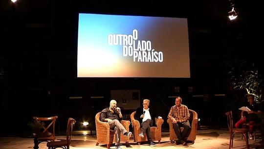 'Plugue' vai mostrar bastidores de 'O Outro Lado do Paraíso'